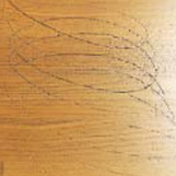 Laminated Japanese Ash Wood Counter